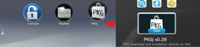 Use PKGj to Back-up Vita Games on Hacked Vita | PS Vita Mod