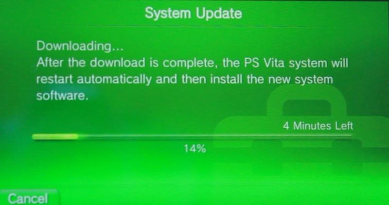 Update the PS Vita to 3 60 for Hacking | PS Vita Mod